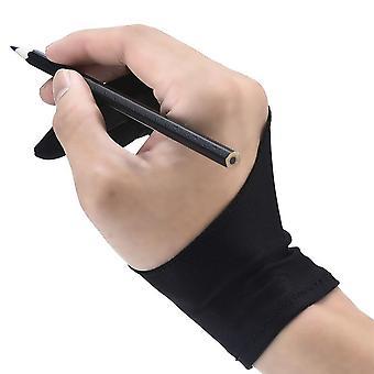 Tablet Glove Artist Ipad Pro Pencil / Tabletti / Kynä Näyttää kaikki grafiikkapiirustus