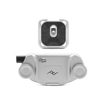 Peak design capture camera mount v3. silver.