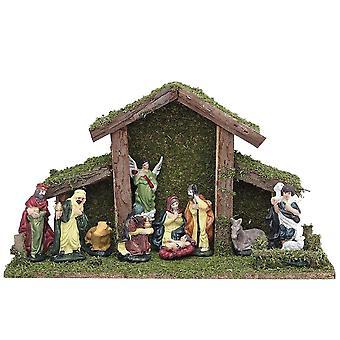 Nativity scene - 11 Parts