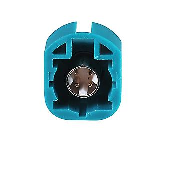 Superbat  Jack Straight Vertical Rf Coaxial Connector For Ldvs Dacar Cable