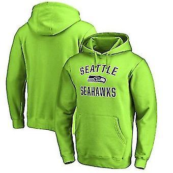 Seattle Seahawks løs hættetrøje hættetrøje Hættetrøje Toppe WYK025