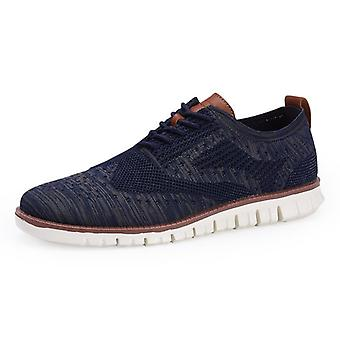 Nouveau Vintage Mesh Weaving Casual Breathable Shoes's