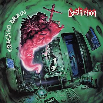 Destruction - Cracked Brain [CD] USA import