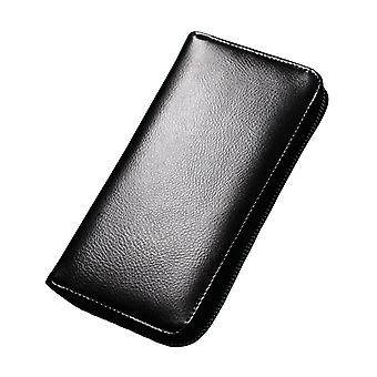 YANGFAN Men's Long Wallet multi-card Pocket