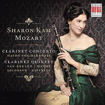 W. a. モーツァルト - モーツァルト: クラリネット協奏曲クラリネット五重奏曲 [CD] USA 輸入