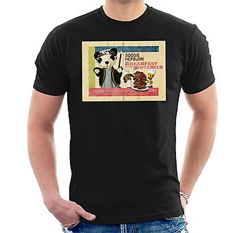 Sooty Soo Breakfast At The Sooteries Men's T-Shirt