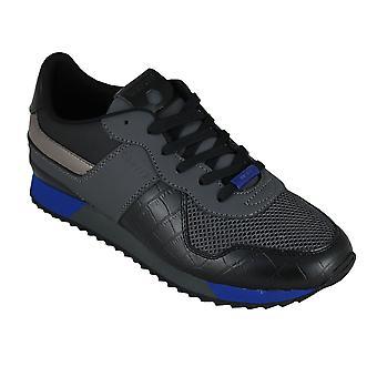 Cruyff cosmo dk.grey/max blue - men's footwear