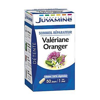 Restorative Sleep - Valeriane / Orange Tree 50 vegetable capsules