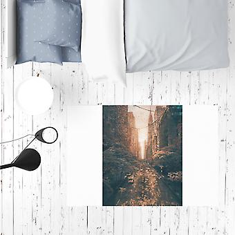 Tainted sublimation mat