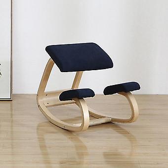 الأصلي الركوع كرسي البراز مريح تصحيح الموقف الركبة المضادة لقصر النظر خشبية