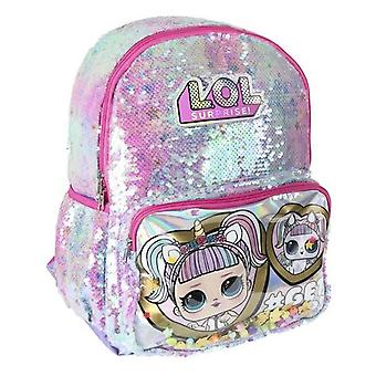 Casual backpack lol surprise!
