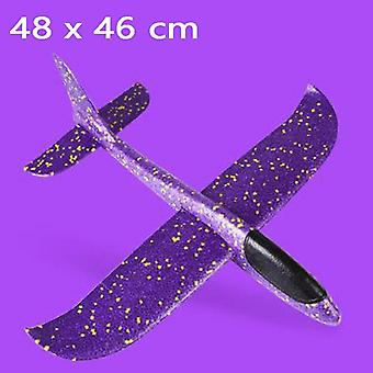 Big Aircraft Models Toy, Games, Large Airplane, Foam Glider, Indoor, Outdoor