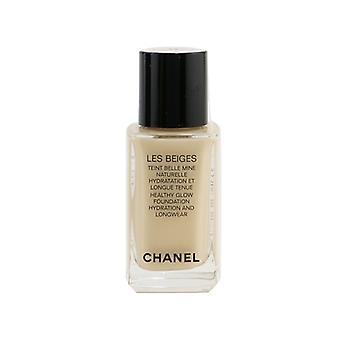 Chanel Les Beiges Teint Belle Mine Naturelle Healthy Glow Hydration And Longwear Foundation - # B10 30ml/1oz