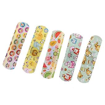 Cartoon Bandage Waterproof Wound First Aid Medical Treatment