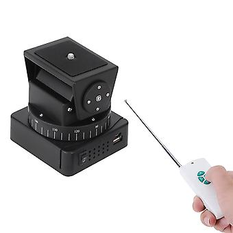 Remote control motorized pan tilt for extreme camera wifi and smartphone