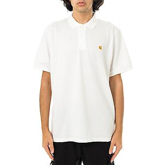 T-shirt homme carhartt wip s/s chase pique polo i023807.02