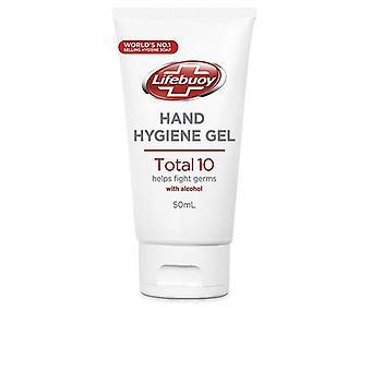 Sanitizing Hand Gel Lifebuoy Total 10 Lifebuoy (50 ml)
