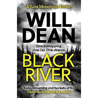 Black River 'A must read' Observer Thriller of the Month