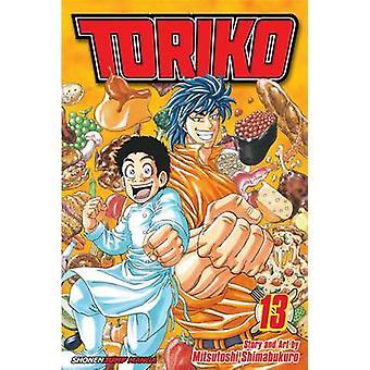 Toriko Vol. 13 af Mitsutoshi Shimabukuro