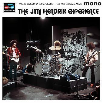 The Jimi Hendrix Experience – The 1967 Broadcast Album Vinyl