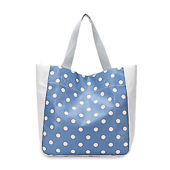Uusi olkalaukku taitettava ostoskassi Kannettava Uudelleenkäytettävä päivittäistavarakaupan laukku ES9228