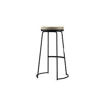 Nordic Bar Stool Wrought Iron Bar Stool Fashion