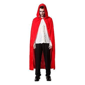 Cloak Velvet Red (140 Cm)