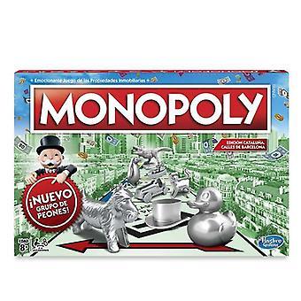 Board game Monopoly Barcelona Hasbro (ES)