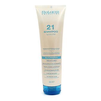 Shampoo SilkkiProteiini Salerm (300 ml)