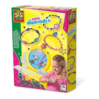 Ensemble de bracelets Easy Diamonds pour enfants