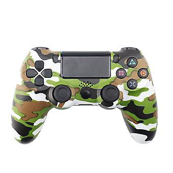 Wireless PS4 Controller Bluetooth Gamepad For PlayStation 4 Pro/Slim/PC/Android/IOS/Steam/DualShock 4 Game Joystick Graffiti 14