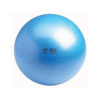 اللياقة البدنية جنون 300kg الكرة السويسرية مثالية لليوغا بيلاتس التدريب العلاج الطبيعي 55cm