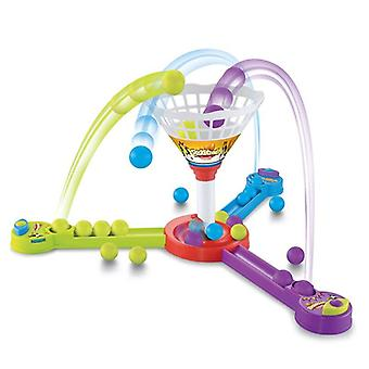 Novel Funny Toy Table Shooting Machine Finger Ejection Basketball Parent Child Interactive