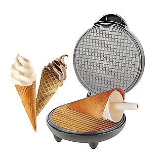 Electric Egg Roll Maker DIY Ice Cream Cone Machine Crispy Omelet Mold  Iron|Waffle Makers