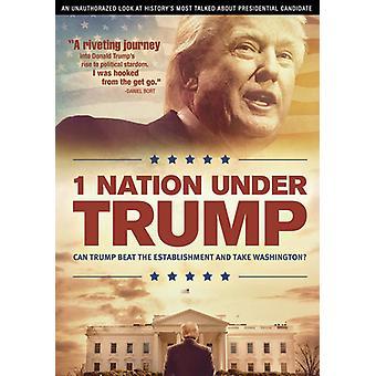1 Nation Under Trump [DVD] USA import