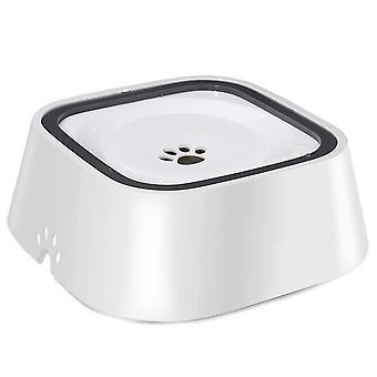 1.5l Dog Water Bowl Machine Porté Bol flottant Chat Water Bowl Slow Water Feeder Dispenser Anti-débordement Pet Ship En 24 Heures