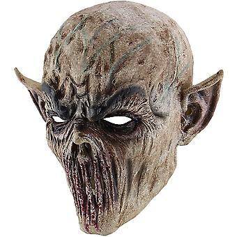 مخيف هالوين قناع الإرهاب شبح الشيطان قناع الغريبة قناع زي حزب الدعائم