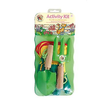 Little Pals Junior Garden Activity Kit for 3 yrs+