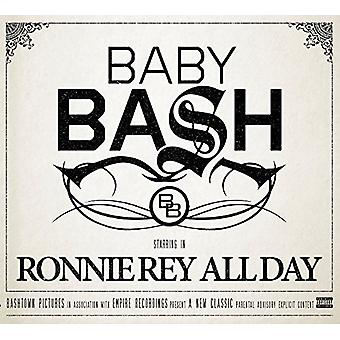Baby Bash - Ronnie Rey All Day [CD] USA import