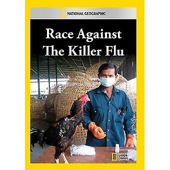 Race Against the Killer Flu [DVD] USA import