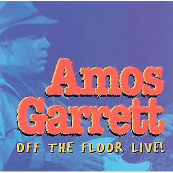Amos Garrett - Off the Floor Live! [CD] USA import