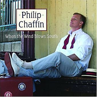 Philip Chaffin - When the Wind Blows South [CD] USA import