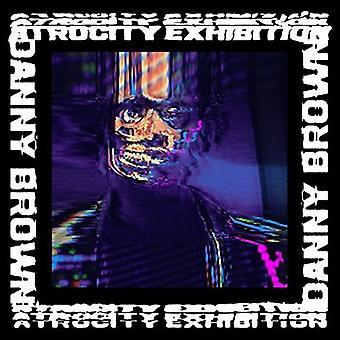 Danny Brown - Atrocity Exhibition [Vinyl] USA import