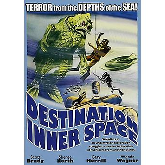 Destination Inner Space [DVD] USA import