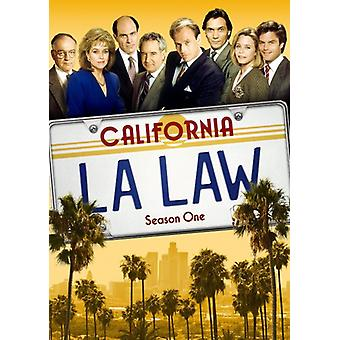 L.a. Law: Sesong 1 [DVD] USA import