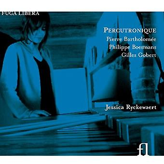Jessica: Marimba Ryckewaert - Percutronique [CD] USA import
