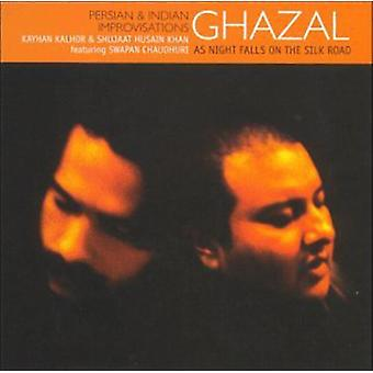 Ghazal - als de nacht valt op de Silk Roa [CD] USA import