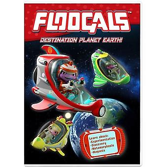 Floogals: Destination Planet Earth [DVD] USA import