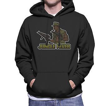 Predator Jungle Fever Mäns Hooded Sweatshirt