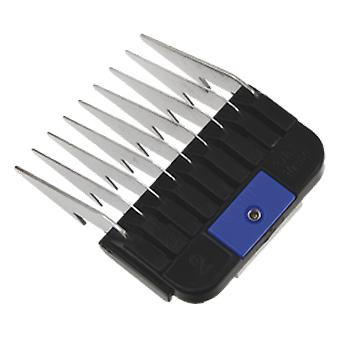 Moser Combs Set To Ref. 2384, Metallo 10 Mm (Cani , Toelettatura ed igiene , Tosatrici)